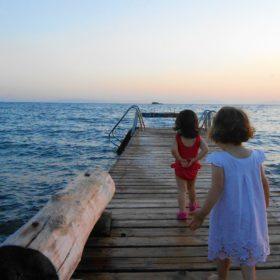 greek beaches Athens babies kids