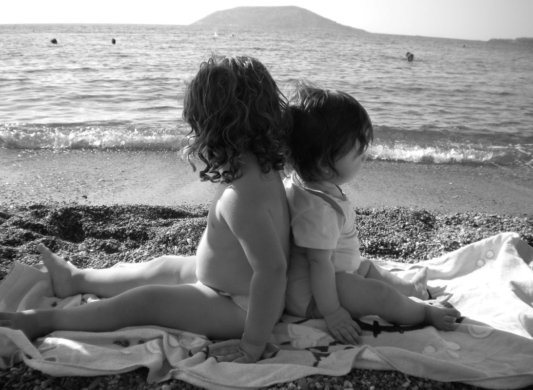 greek beaches Athens babies kids