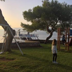 kids Greece family beach hotel