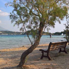 kids Greece corinth lake vouliagmeni