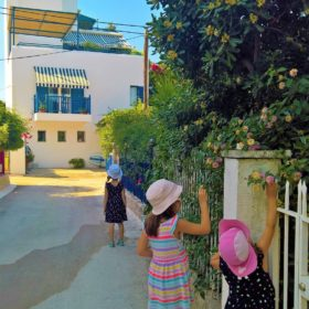 kids Greece hotel beach
