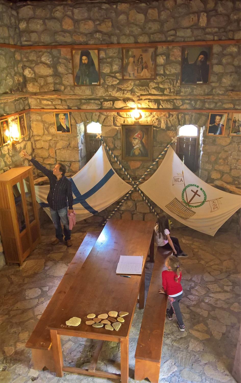 peloponnese kids greece kolokotronis libovisi
