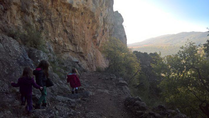 peloponnese kids greece prodromos monastery
