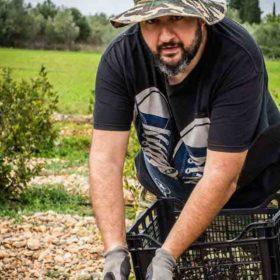 Greece kids berry farm