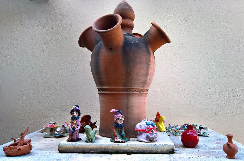 athens pottery kids