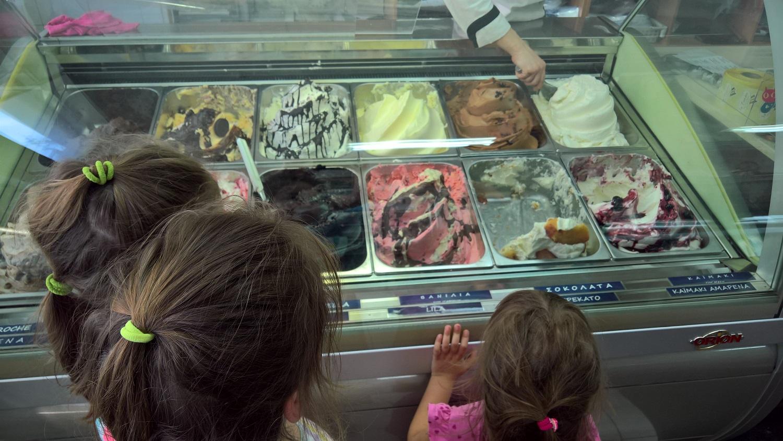 ice cream athens