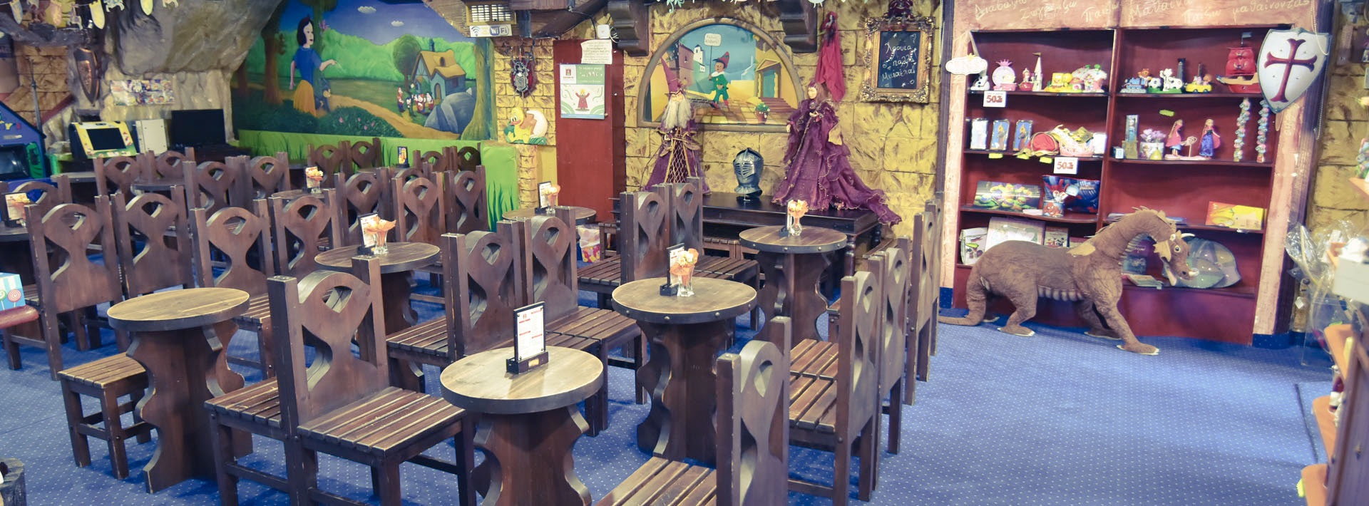 athens where to eat with kids