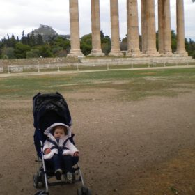 athens kids Greece tours Temple