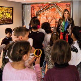 Athens museums kids centre activities