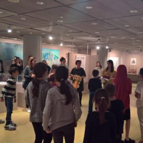 Athens museums kids centre activities