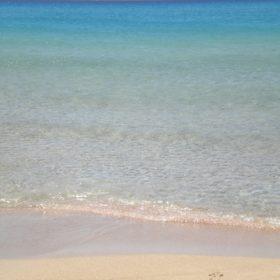 Crete beach kids