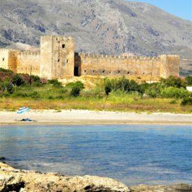 greek beaches ideal for babies Crete