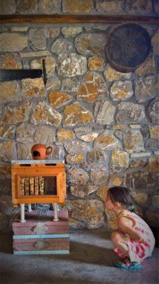 kids Greece beekeeping museum nafplio