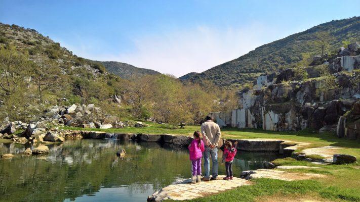 greece kids nature kavala