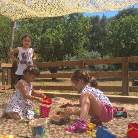 farm Athens Greece kids
