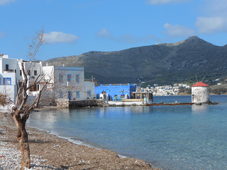 Greek islands Aegean with kids