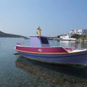 Greek islands Aegean with kids lipsi
