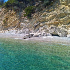 Lefkada island with kids Greece beaches babies