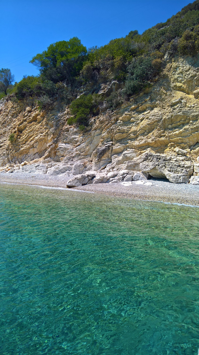 Lefkada island with kids Greece beaches babies