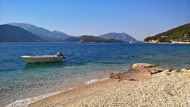 Lefkada island with kids Greece
