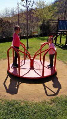 kids Greece kerkini lake playground