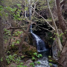 kids Greece sidirokastro waterfalls