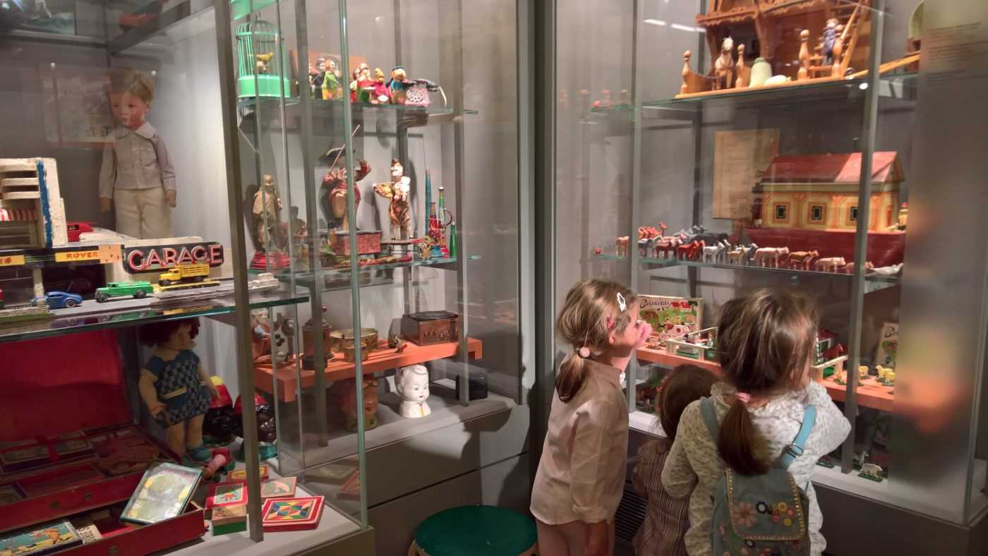 Toy Museum Athens kids