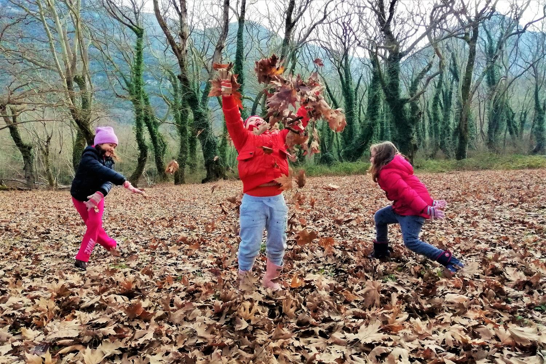 kids greece epirus zagori