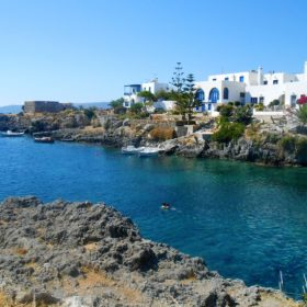 kythera greek islands avlemonas