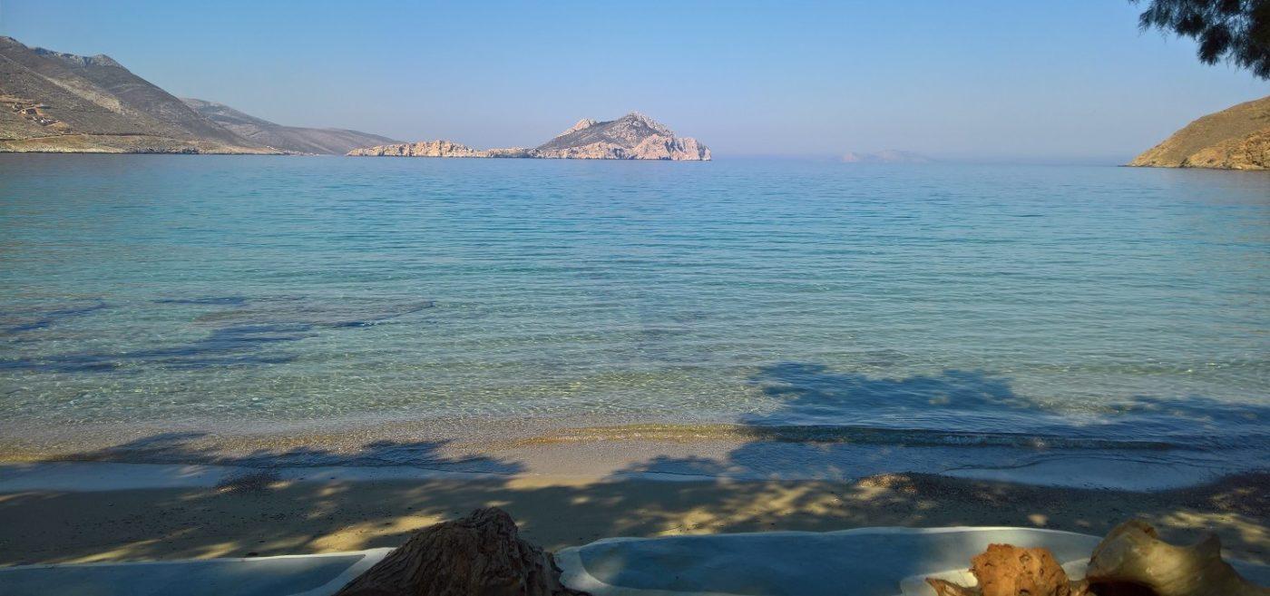 Amorgos island Cyclades kids babies