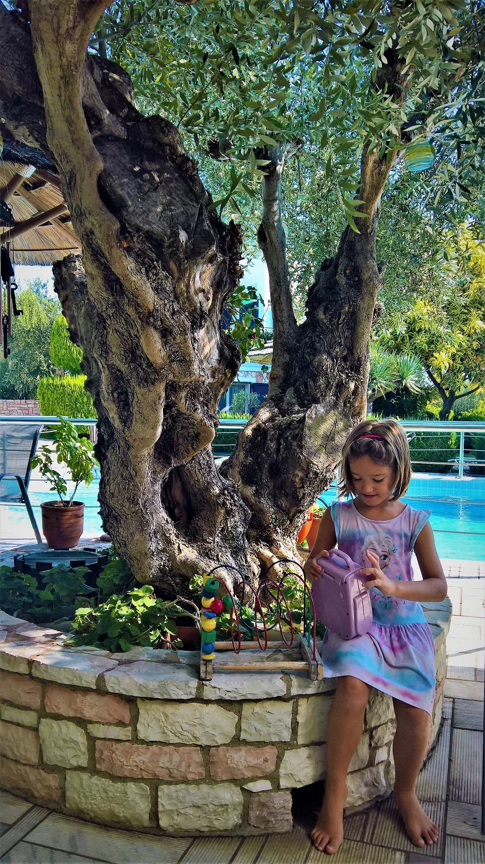 kids Greece hrani hotel