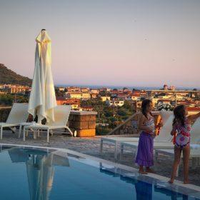 peloponnese kids Greece hotel mani