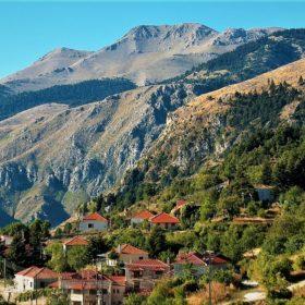 kids Greece corinth mountains trikala