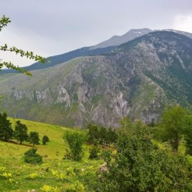 kids Greece corinth mountains