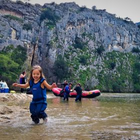 kids Greece activities eco