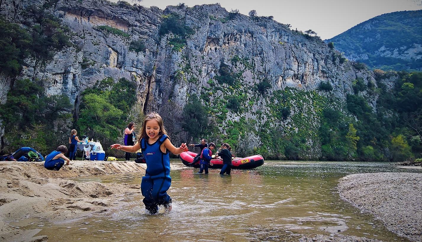 kids Greece activities eco