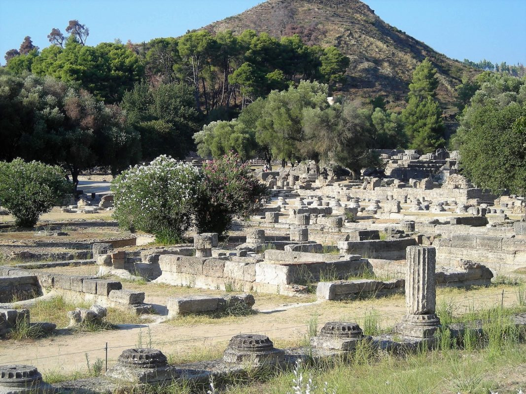 Ancient Olympia Greece vacations