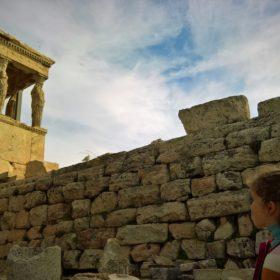 kids Greece athens acropolis tours