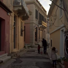 kids Greece athens activities tours plaka