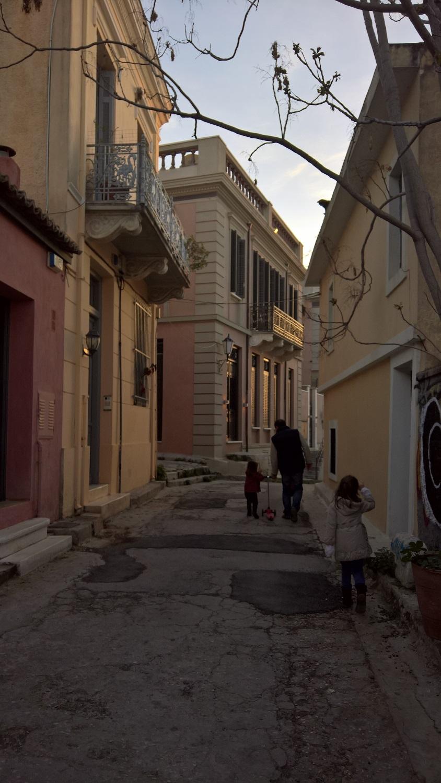 kids Greece athens activities tours plaka
