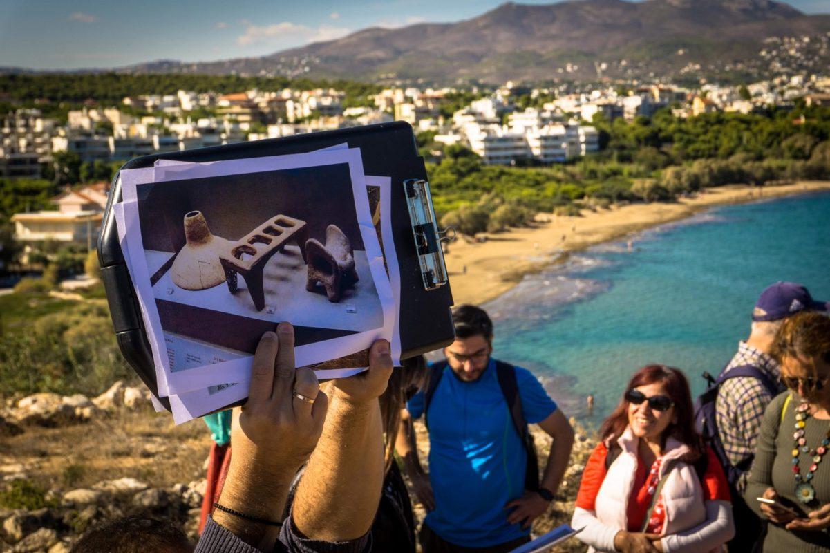rafina marikes tour ecology athens kids