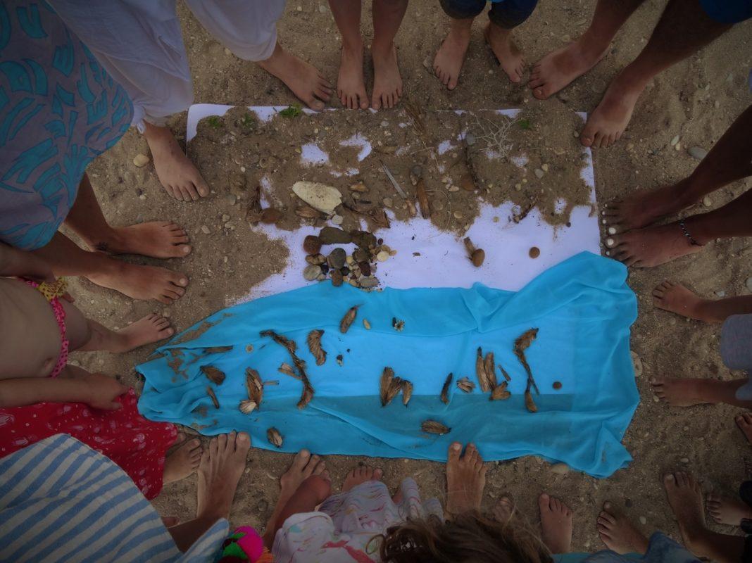 kids beach rafina athens
