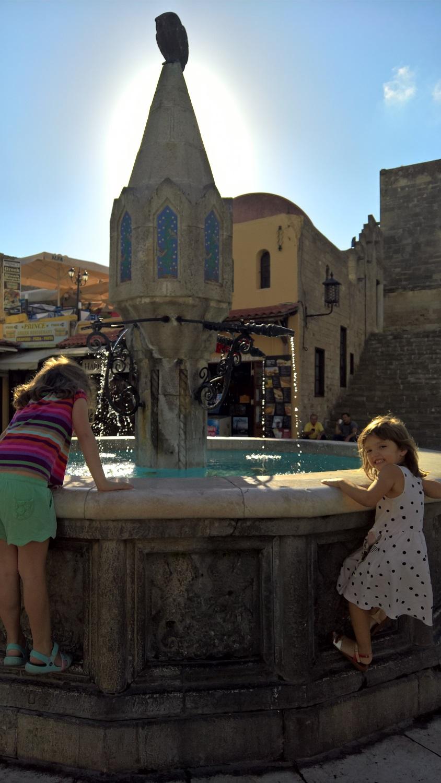 Rhodes with kids