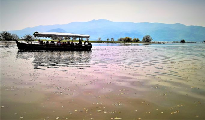 kids Greece kerkini lake tours