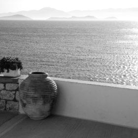 Greek islands kids cyclades