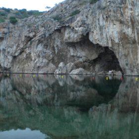 vouliagmeni lake athens kids