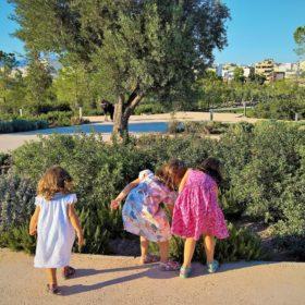 park Athens kids Greece