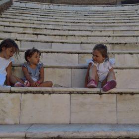 Greece kids