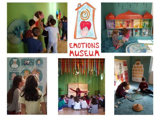 emotions museum athens kids