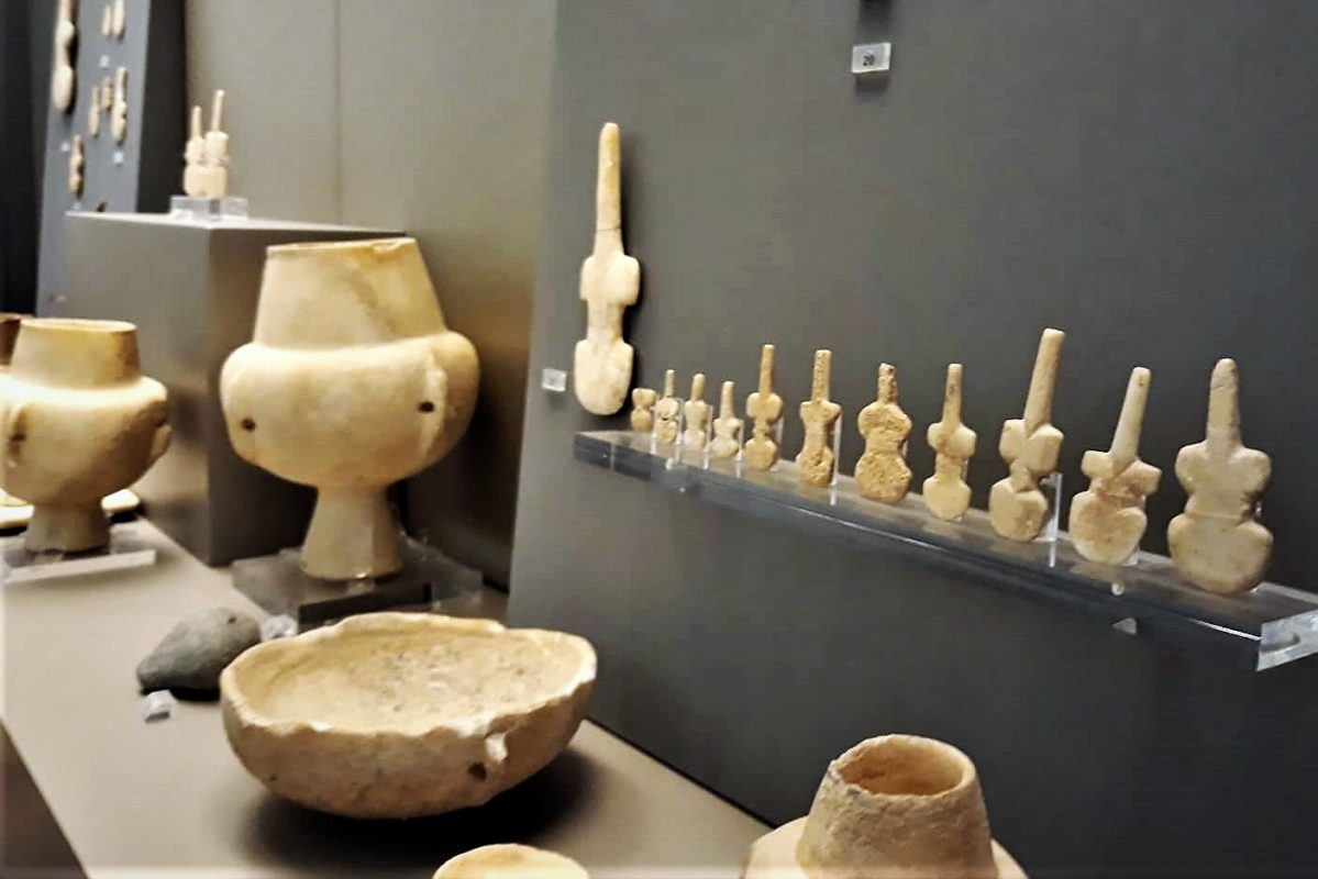 cycladic museum athens